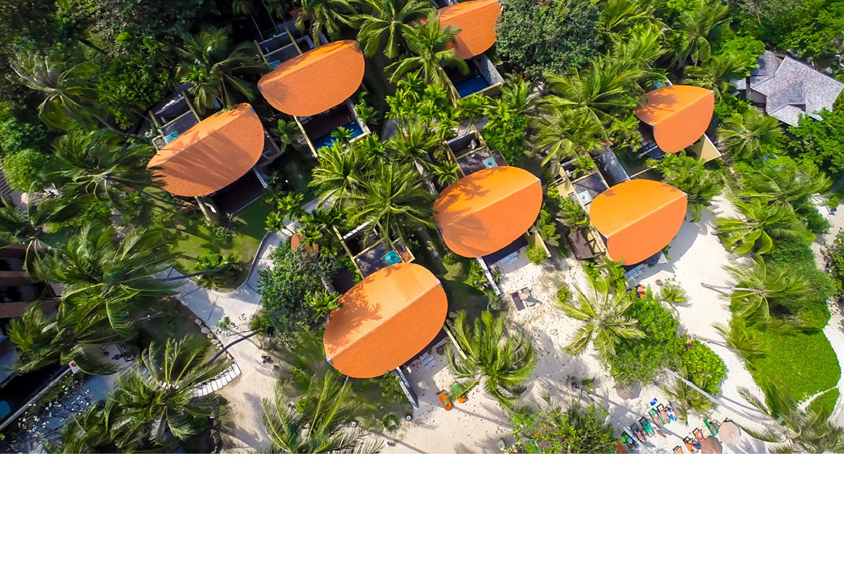 New star beach resort koh samui en mode voyage - Complexe mandala beach villas koh samui en thailande ...