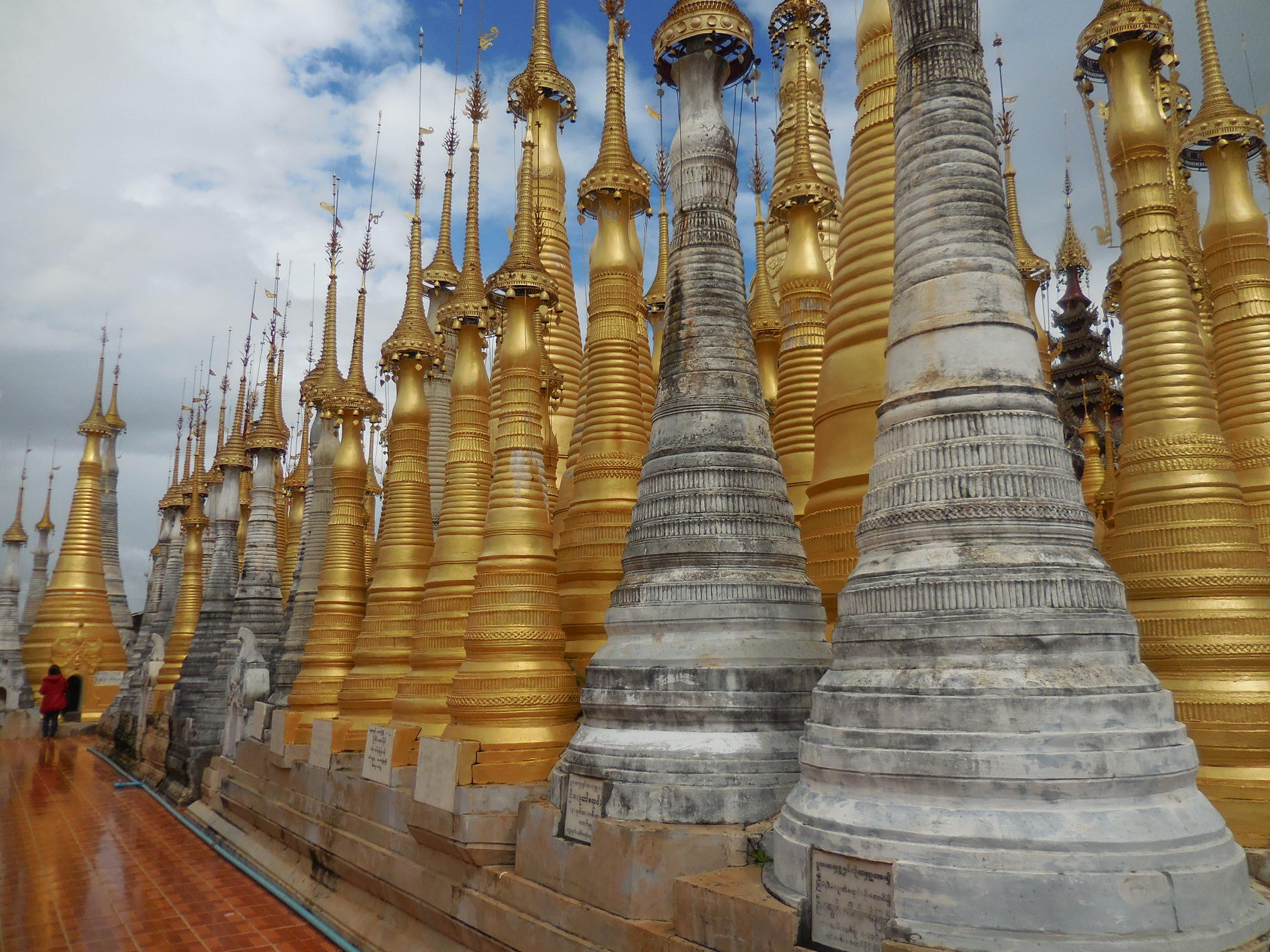 Les Perles de Birmanie